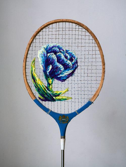 paper-flower-racket